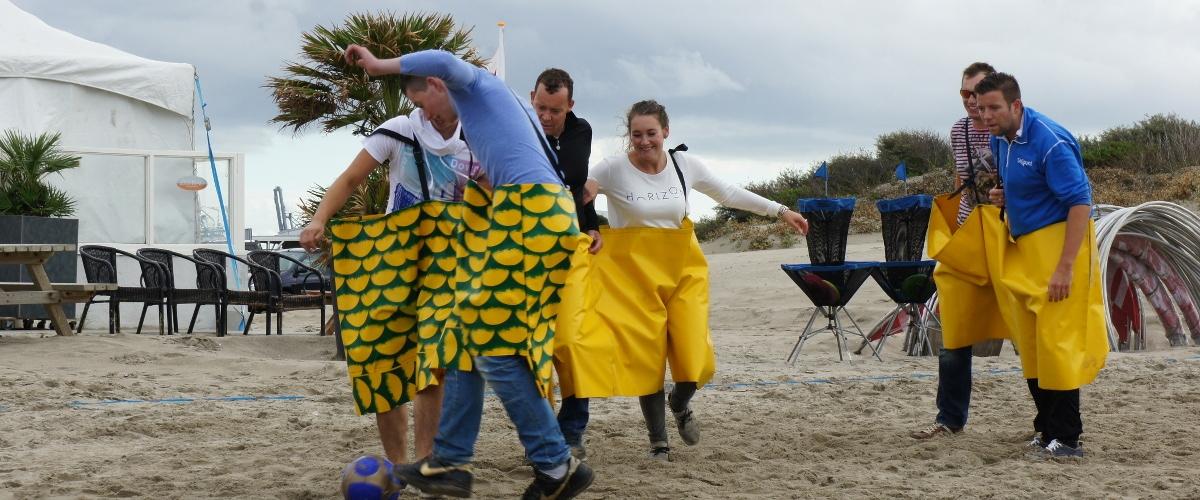 BBQ strand Hoek van Holland | Strandpaviljoen Zeebad